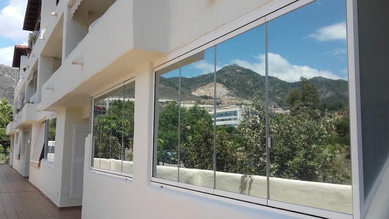 Glass Dynamics Laminas Solares espejo