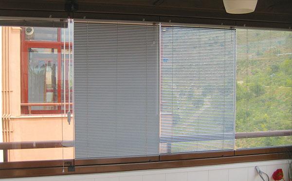 Cortinas de cristal cortinas venecianas malaga marbella fungirola mijas