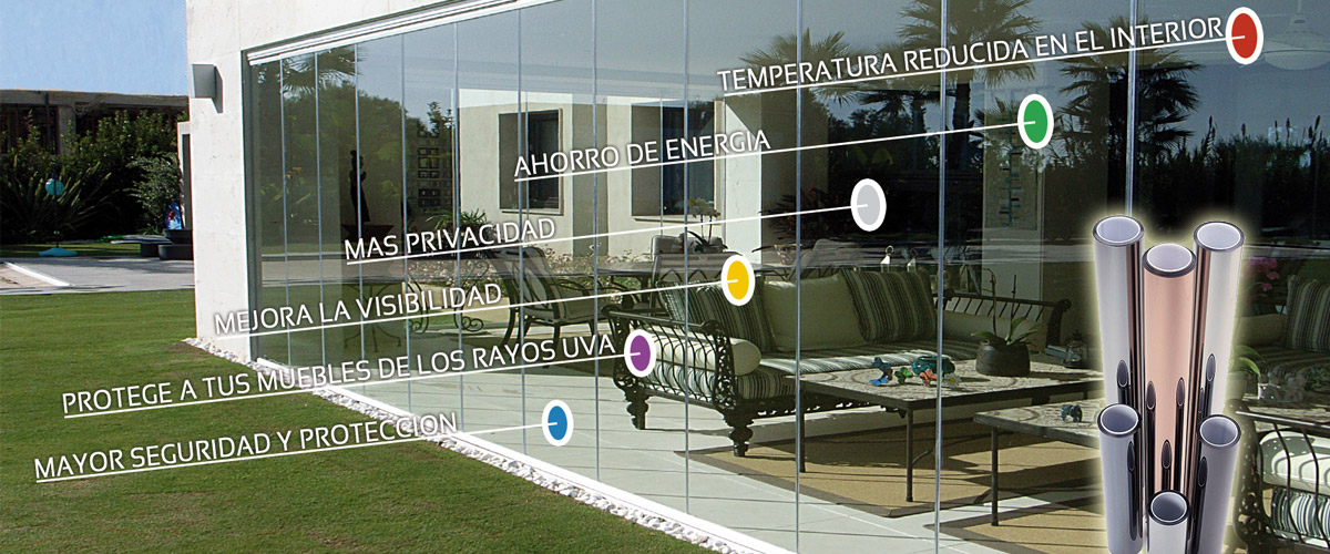 Glass Dynamics Laminas solares malaga