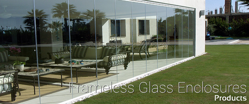 frameless glass enclosures - Glass Enclosures