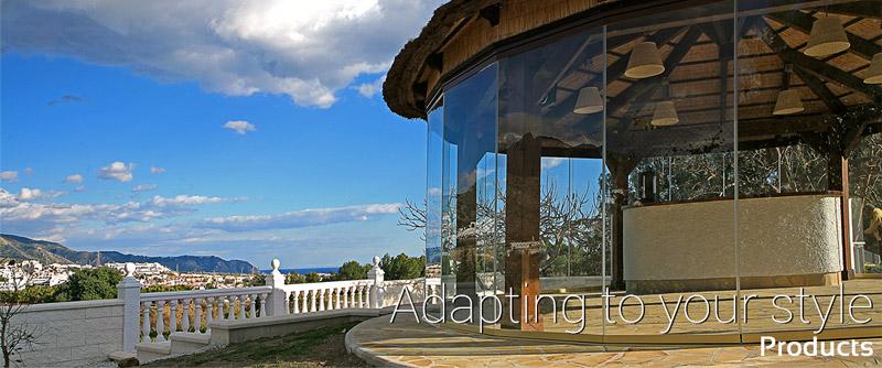 Glass-Dynamics-frameless glass curtains